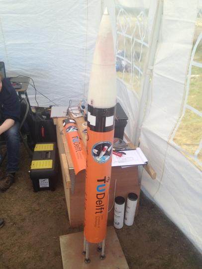 The DARE Advanced Control Team's CanSat